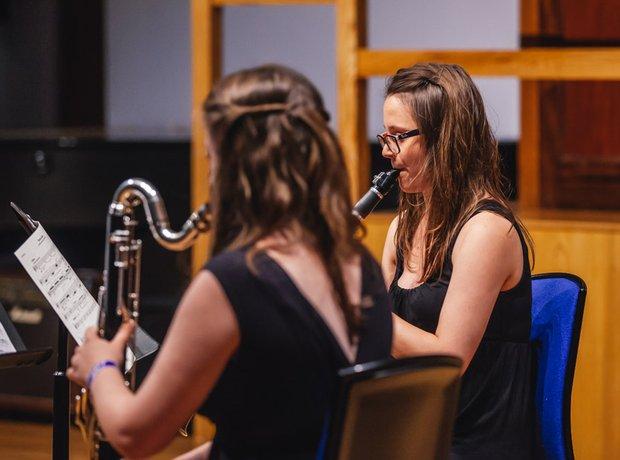 High Wycombe Music Centre Klosé Clarinet Quartet