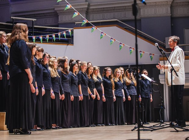 High Wycombe Music Centre Youth Choir Music For Yo