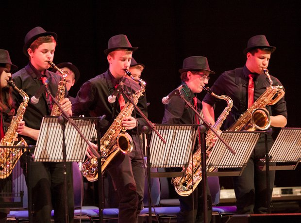 Kingston Youth Big Band