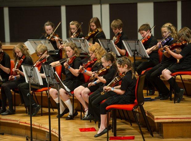 KMS Holme Valley Strings