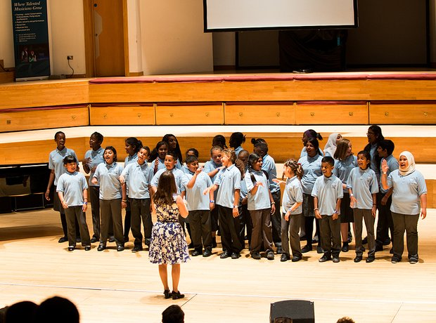 Nelson Primary Senior Choir