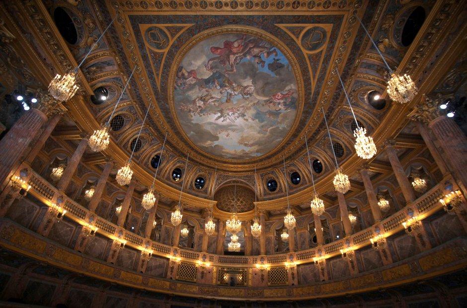 Opera Royal de Versailles Paris