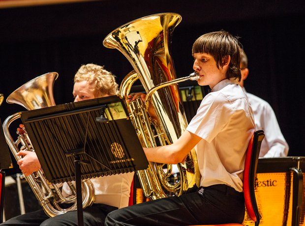 Poole Grammar School Concert Band