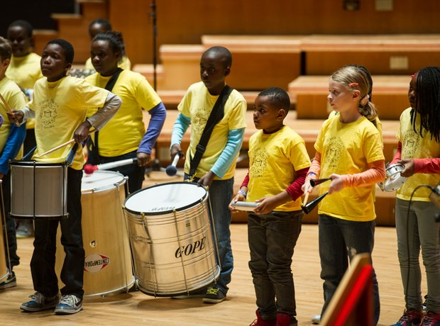Ripple Escola De Samba Music For Youth National Fe