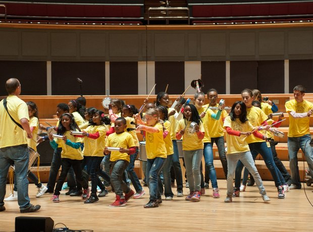 Ripple Escola De Samba Music For Youth National Fe