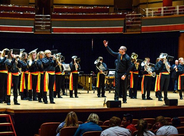 Rochadale Borough Youth Brass Band