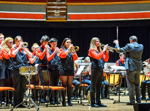 Southampton Youth Brass Band