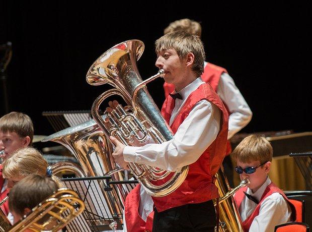 Sponne Brass Band