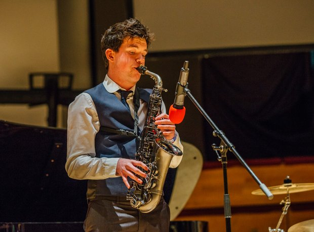 St John Fisher Catholic High School Jazz Combo