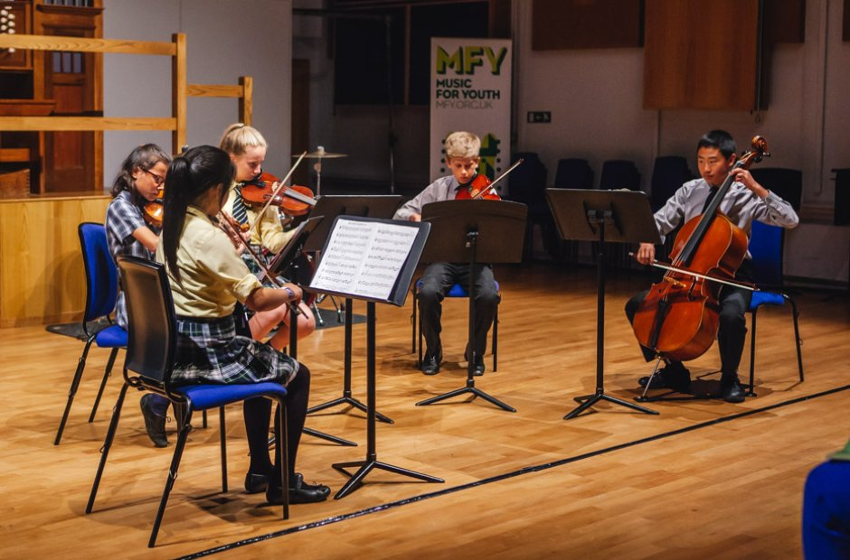 The Dragon String Quartet