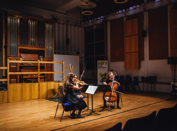 The Sion String Trio