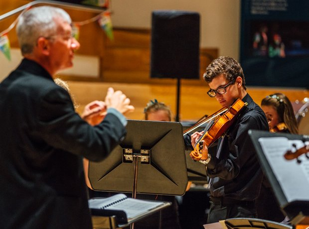 Truro Youth String Orchestra