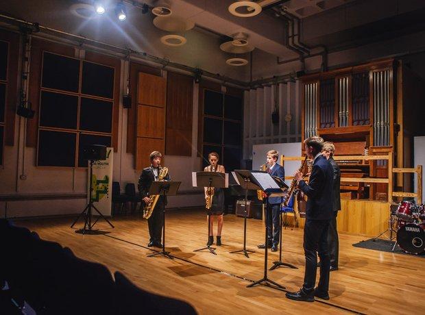 Twyford Saxophone Quartet