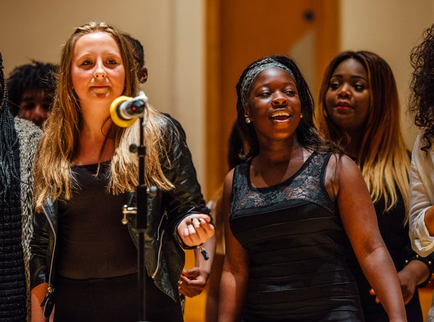 Vocalize at Music For Youth