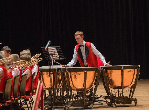 Wardle Academy Brass Band