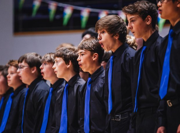 Warwickshire County Male Voices Music For Youth Na