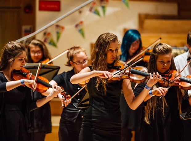 Wigan Youth String Orchestra
