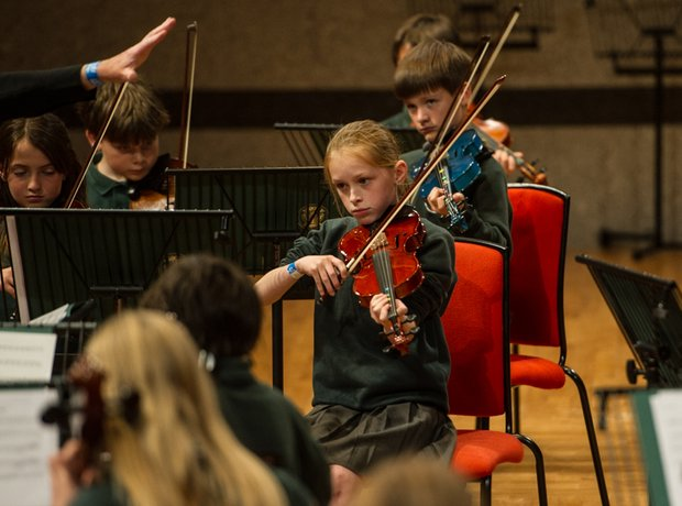 Ysgol Y Wern Orchestra