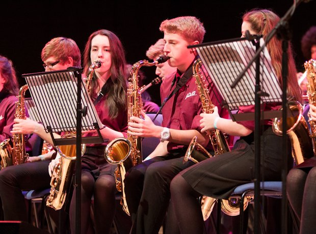 Abraham Darby Academy Big Band