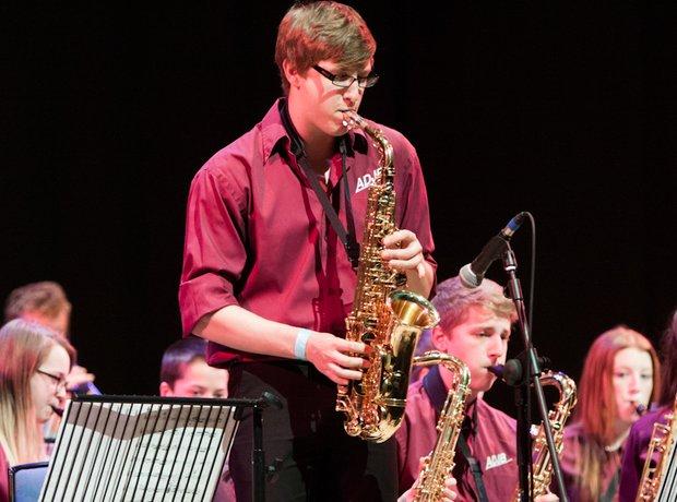 Abraham Darby Academy Big Band