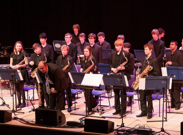Northamptonshire County Youth Big Band