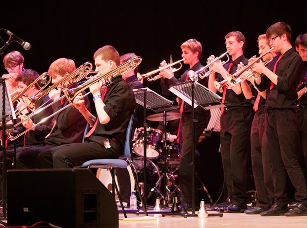 Reading School Big Band