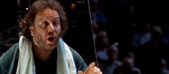 Riccardo Chailly surprised