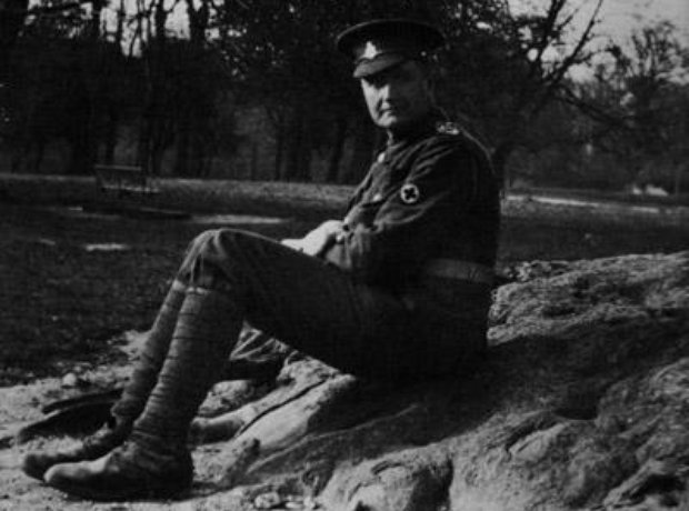 Vaughan Williams army composer