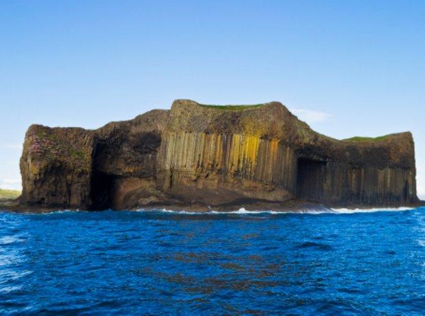 Mendelssohn Scotland Fingal's Cave Hebrides Overture