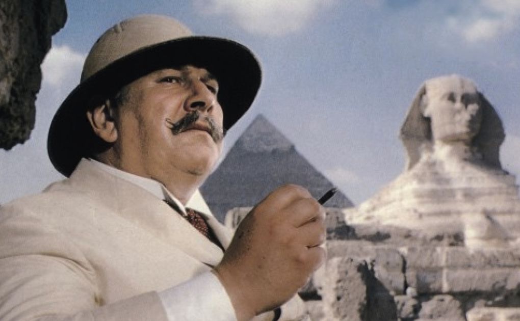 Death on the Nile Poirot Peter Ustinov