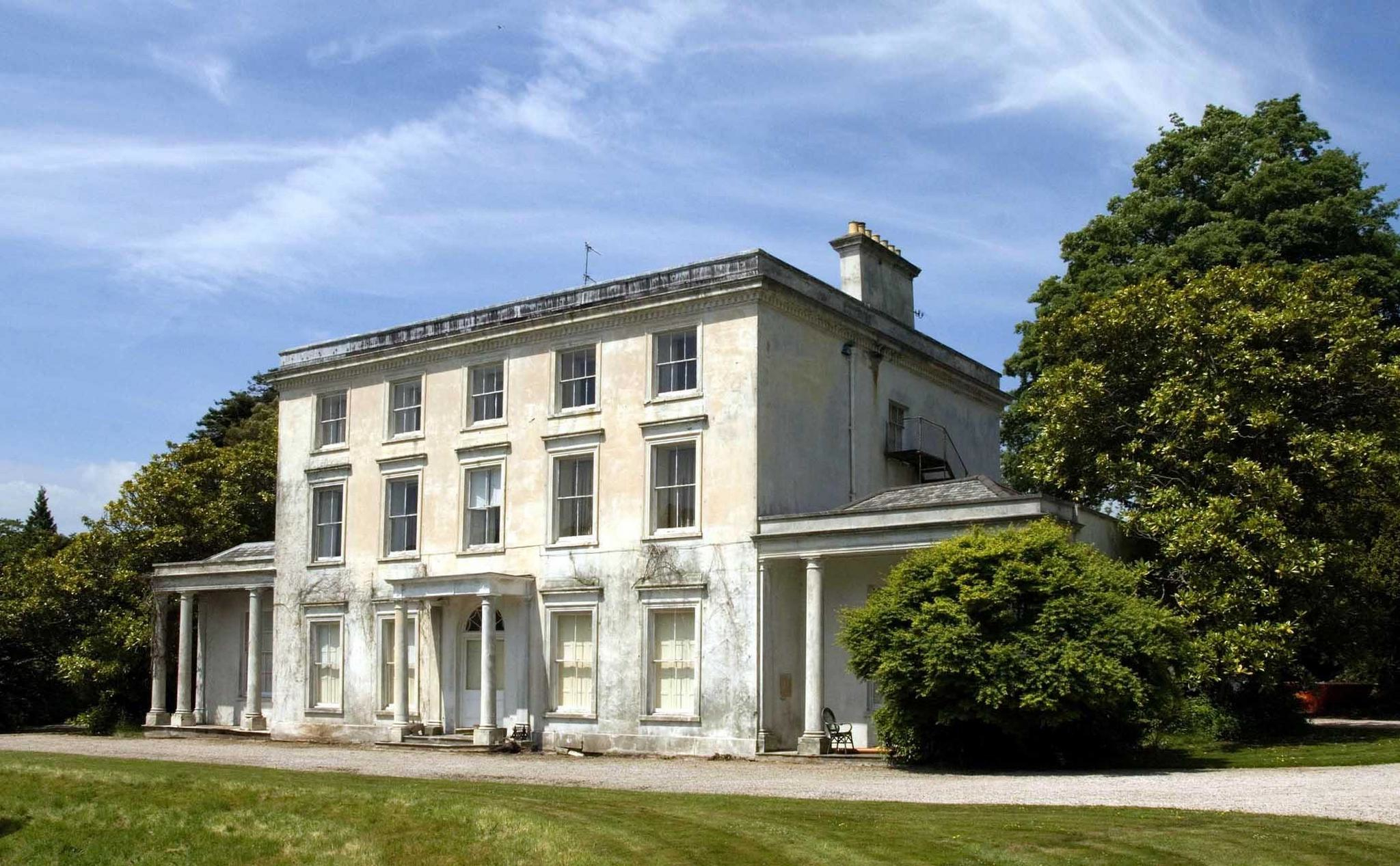 Greenway House Devon Agatha Christie home