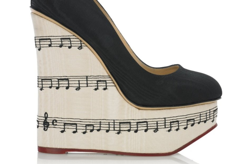 music wedges