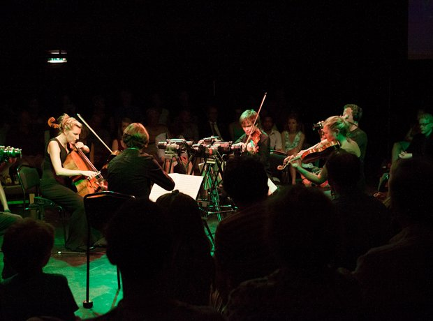 Sacconi Quartet at the Bristol Proms