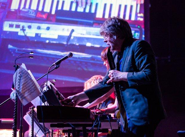 Will Gregory's Moog Ensemble