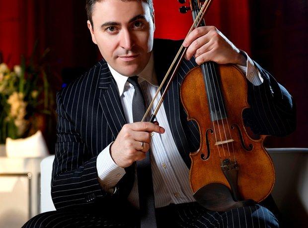 Maxim Vengerov violinist