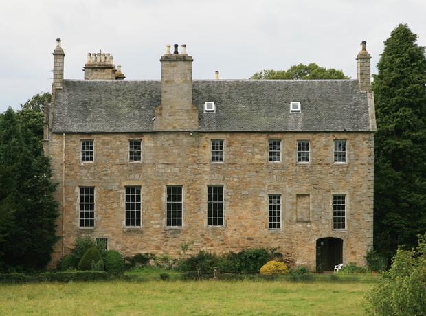 Frederic Chopin Edinburgh Calder House Lord Torphichen