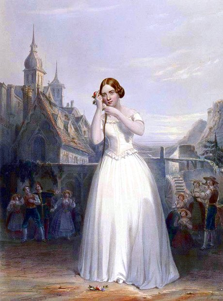 Jenny Lind The Swedish Nightingale