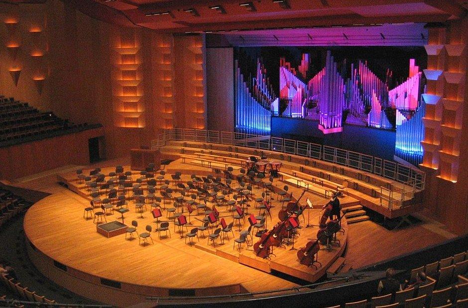 Classical venues France