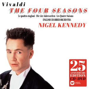 Nigel Kennedy four seasons 25th anniversar edition