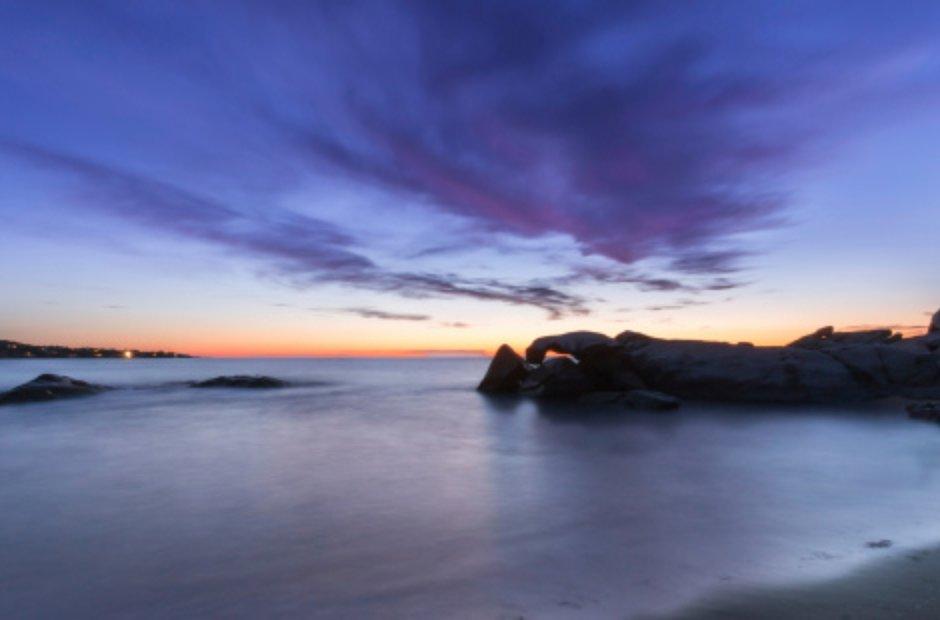 Corsica Algajola beach