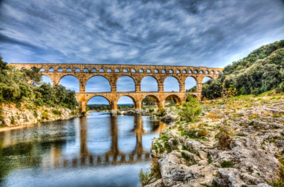 Languedoc Roussillon Severac Provencal