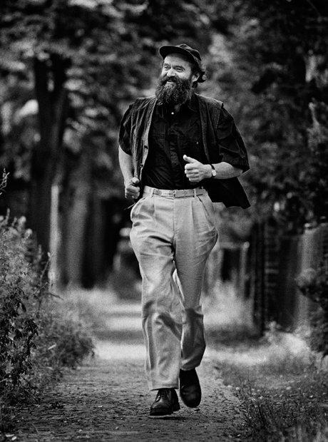Arvo Pärt jogging