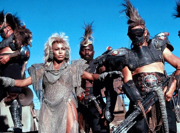 Maurice Jarre Mad Max Thunderdome