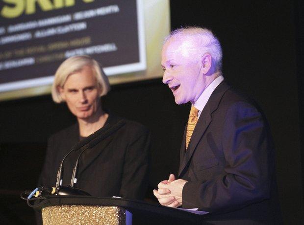 George Benjamin composer Gramophone Awards