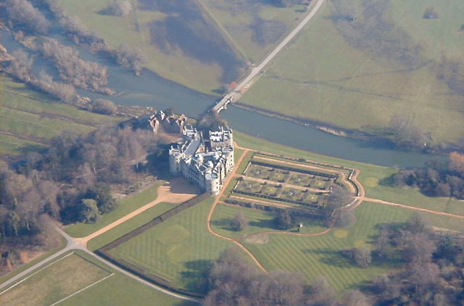 Longford Castle Salisbury Radnor