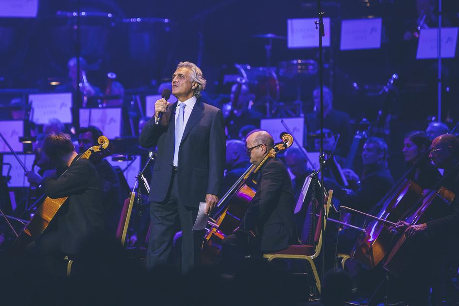 John Suchet at Classic FM Live 2014