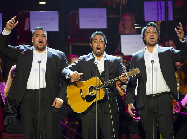 O Sole Mio at Classic FM Live 2014