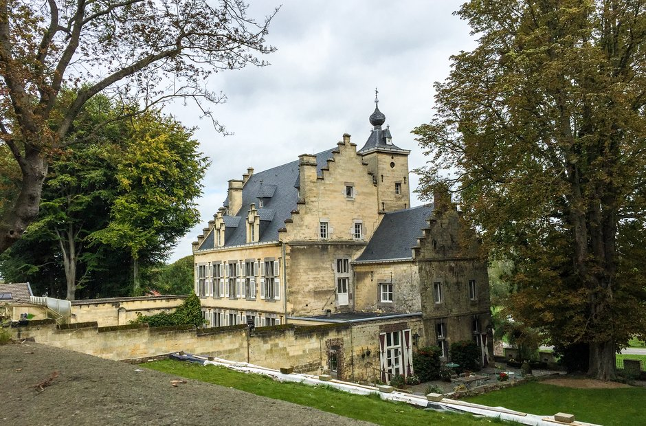 The castle andr rieu 39 s maastricht castle exclusive for Homes by andre