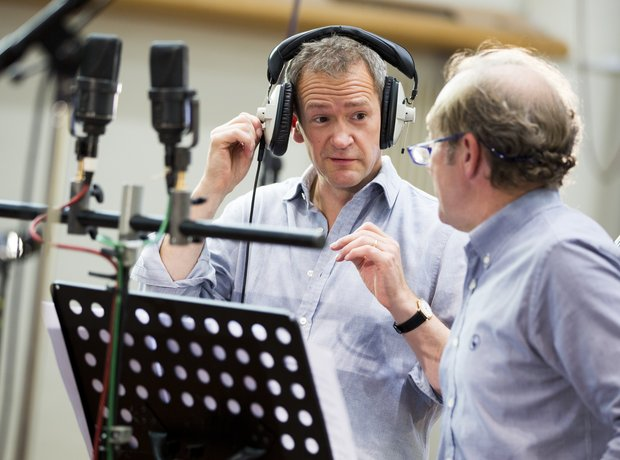 Alexander Armstrong Classic FM Charity Single Global's Make Some Noise