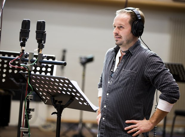 Alfie Boe Classic FM Charity Single Global Make So